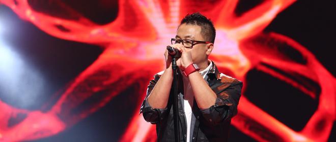 中国第一位摇滚CEO登陆中国好声音