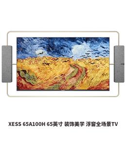 XESS 65A100H 装饰美学 浮窗全场景TV
